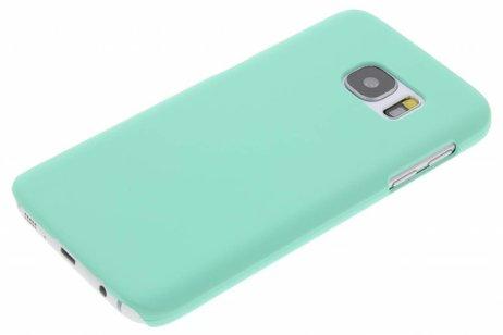 Pastel Menthe Verte Couverture Étui Rigide Pour Samsung Galaxy S7 g7nXjg