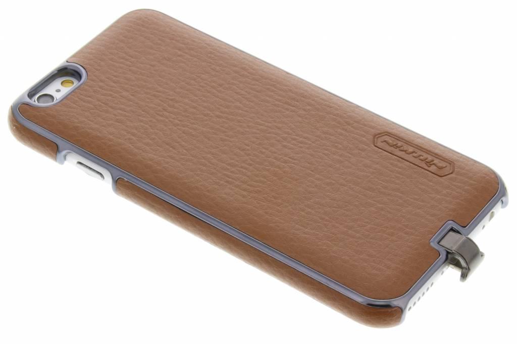 N-Jarl Wireless Charging Case voor de iPhone 6 / 6s - Bruin