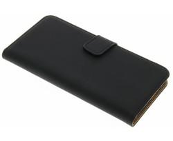 Selencia Luxe Book Case HTC One A9 - Zwart