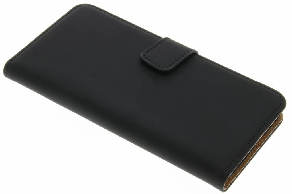 Selencia Luxe Book Case voor de HTC One A9 - Zwart