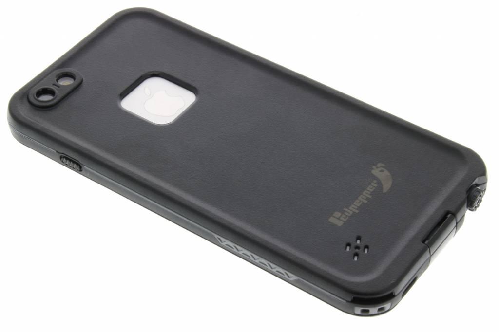 XLF Waterproof Case voor de iPhone 6(s) Plus - Zwart