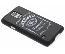Jack Daniel's leder look hardcase S5 (Plus) / Neo