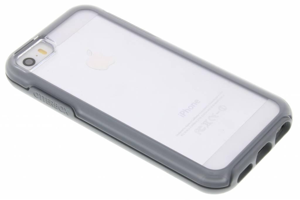 OtterBox Symmetry Clear Case voor de iPhone 5 / 5s / SE - Grey Crystal