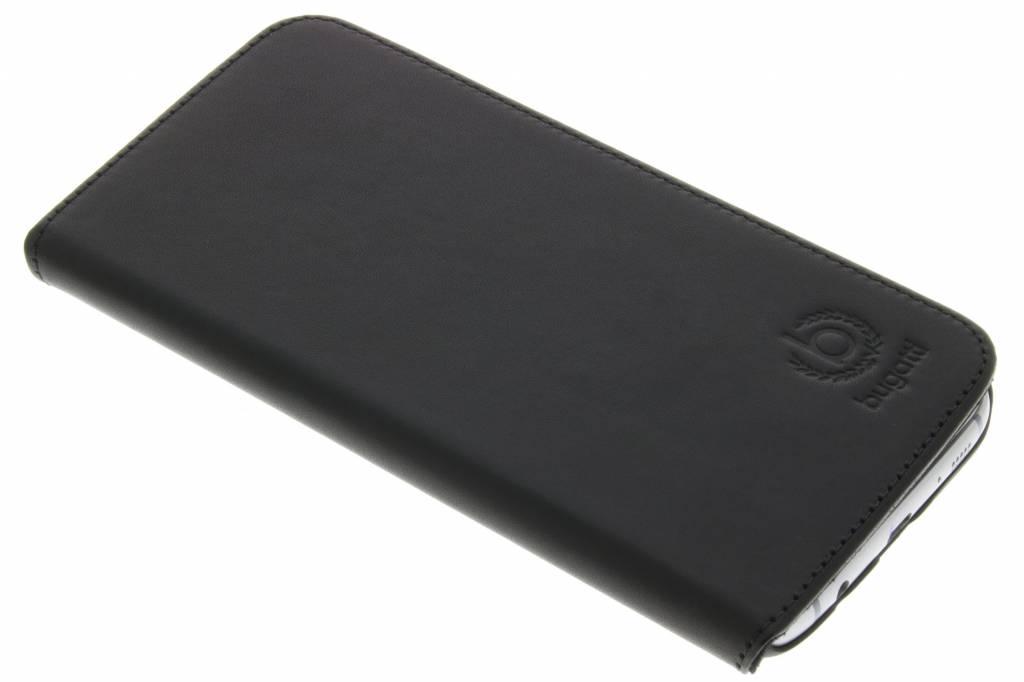 Bugatti Oslo Booklet Case voor de Samsung Galaxy S7 Edge - Zwart