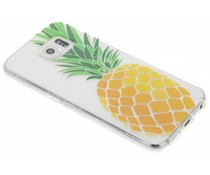 Transparant fruit design TPU hoesje Samsung Galaxy S6