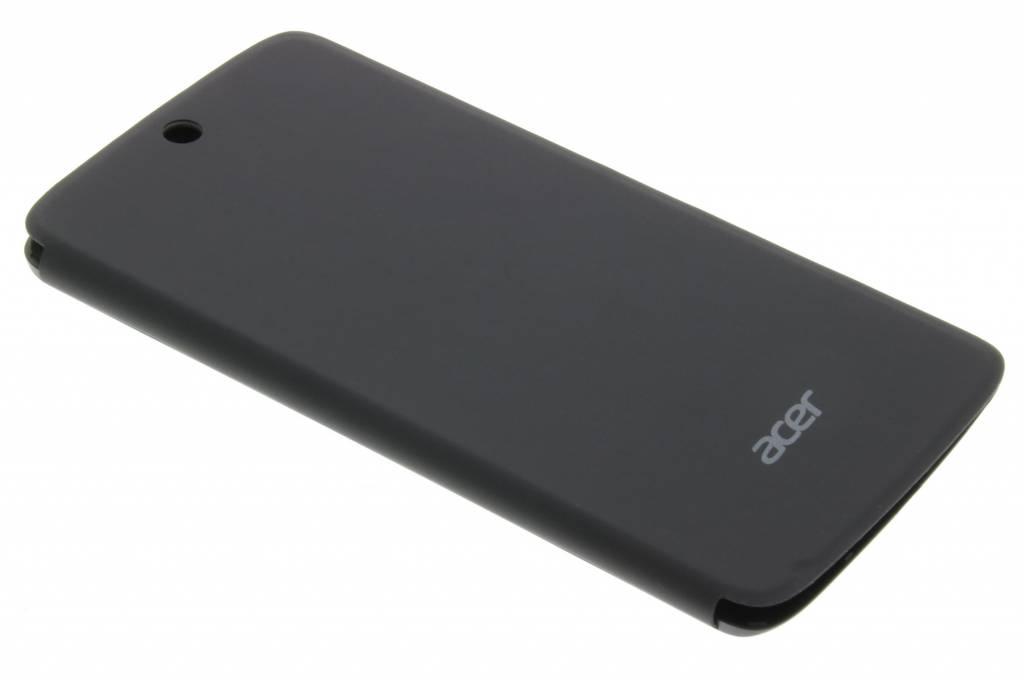 Acer Flip Cover voor de Liquid Zest - Zwart