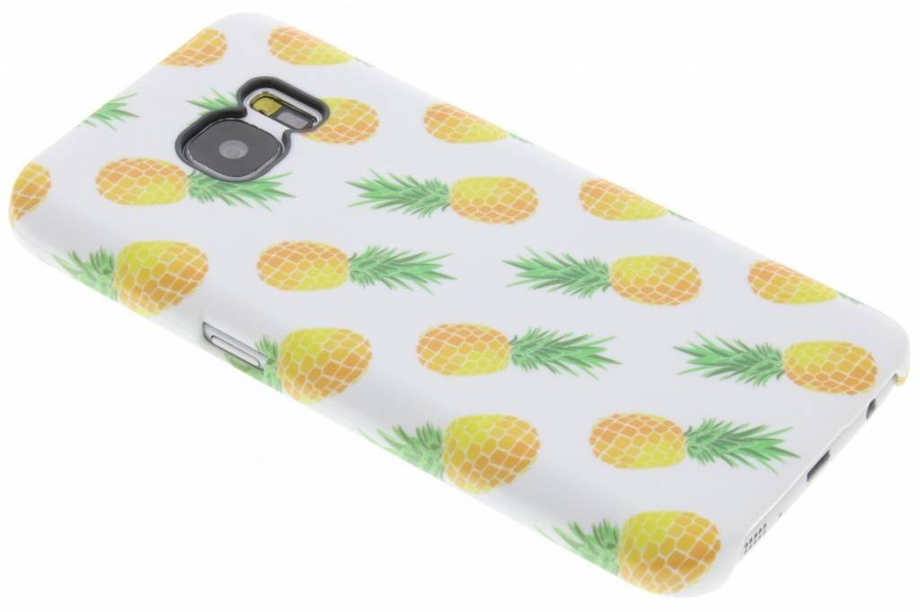 Ananas design hardcase hoesje voor de Samsung Galaxy S7