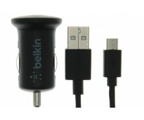 Belkin 2,1A Lightning Car Charger + Lightning naar USB