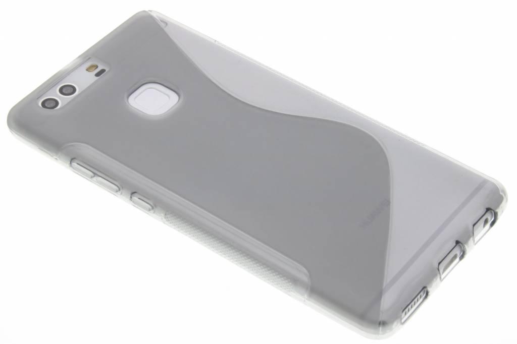 Grijs S-line TPU hoesje voor de Huawei P9 Plus