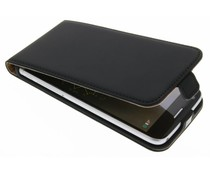 Selencia Luxe Flipcase LG G5 (SE) - Zwart