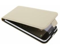 Selencia Luxe Flipcase LG G5 (SE) - Gebroken wit