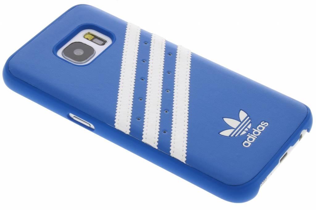 adidas Originals Basics Moulded Case voor de Samsung Galaxy S7 - Blauw