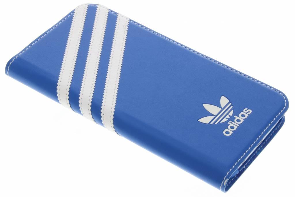 adidas Originals Booklet Case voor de Samsung Galaxy S7 - Blauw