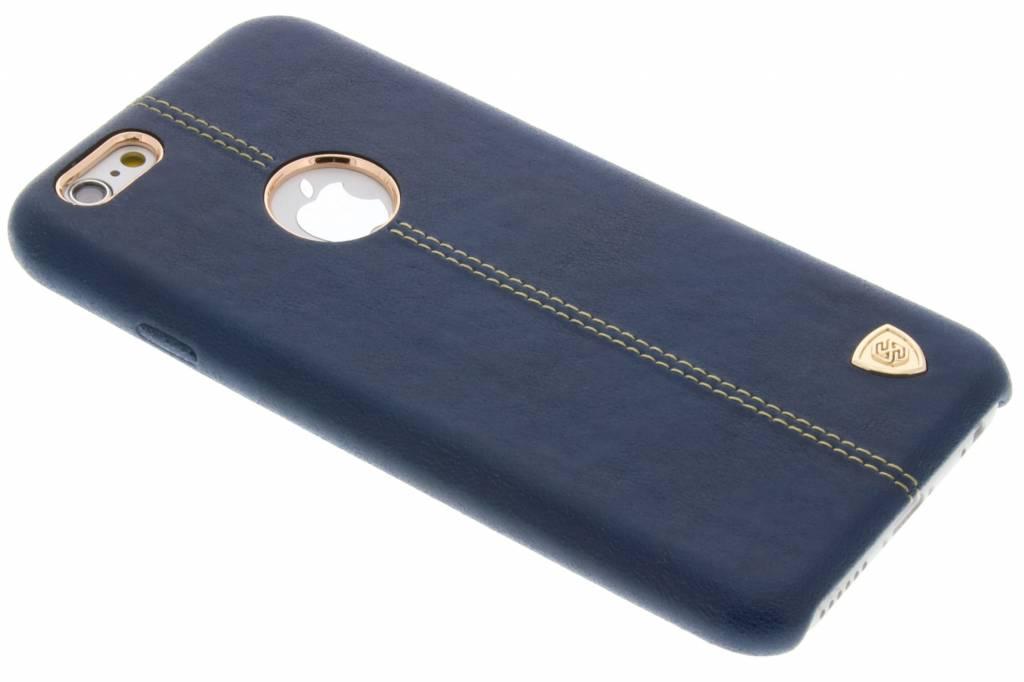 Englon Leather Cover voor de iPhone 6 / 6s - Donkerblauw