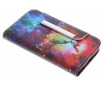 Design TPU Wallet Case Samsung Galaxy J1 (2016)