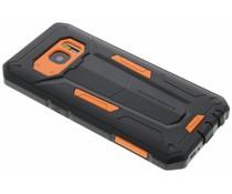 Nillkin Defender Case Galaxy S7 - zwart / oranje