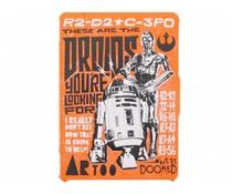 Disney Star Wars Folio Cover iPad Air / Air 2