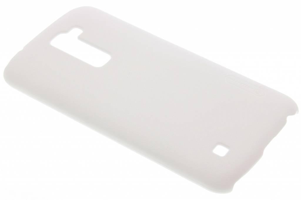 Nillkin Frosted Shield hardcase hoesje voor de LG K10 - Wit