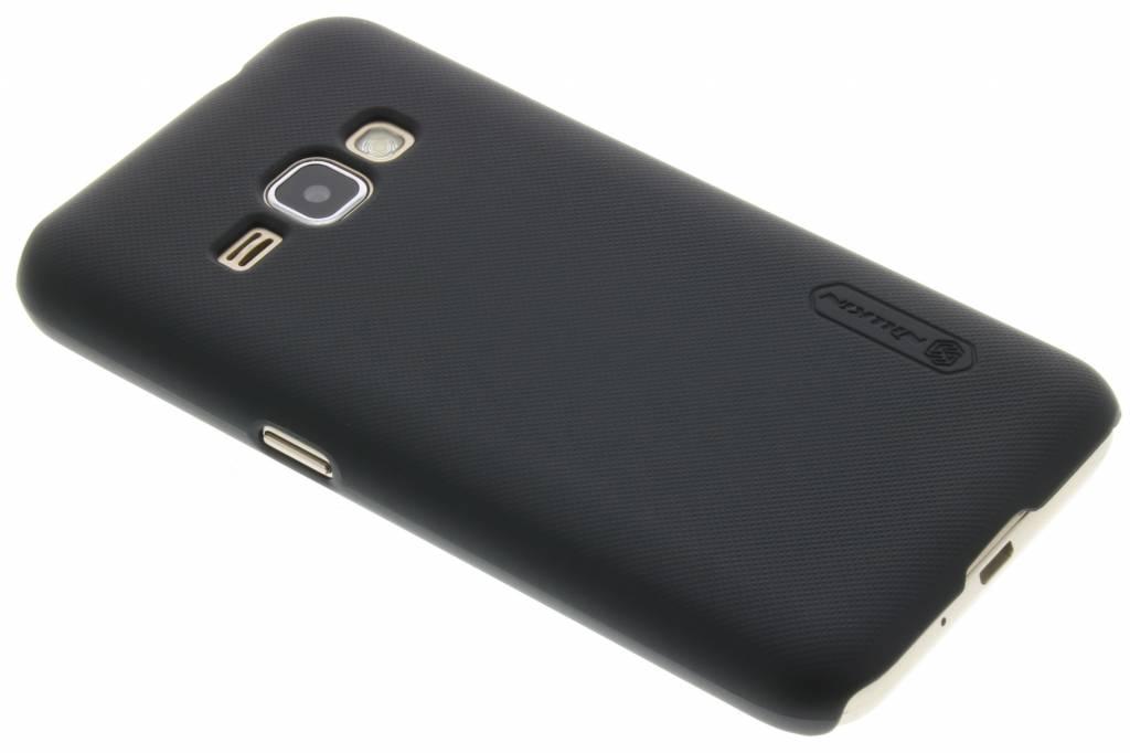 Nillkin Frosted Shield hardcase hoesje voor de Samsung Galaxy J1 (2016) - Zwart