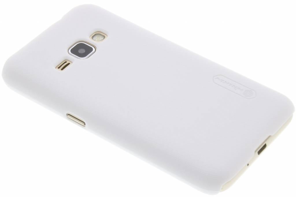Nillkin Frosted Shield hardcase hoesje voor de Samsung Galaxy J1 (2016) - Wit
