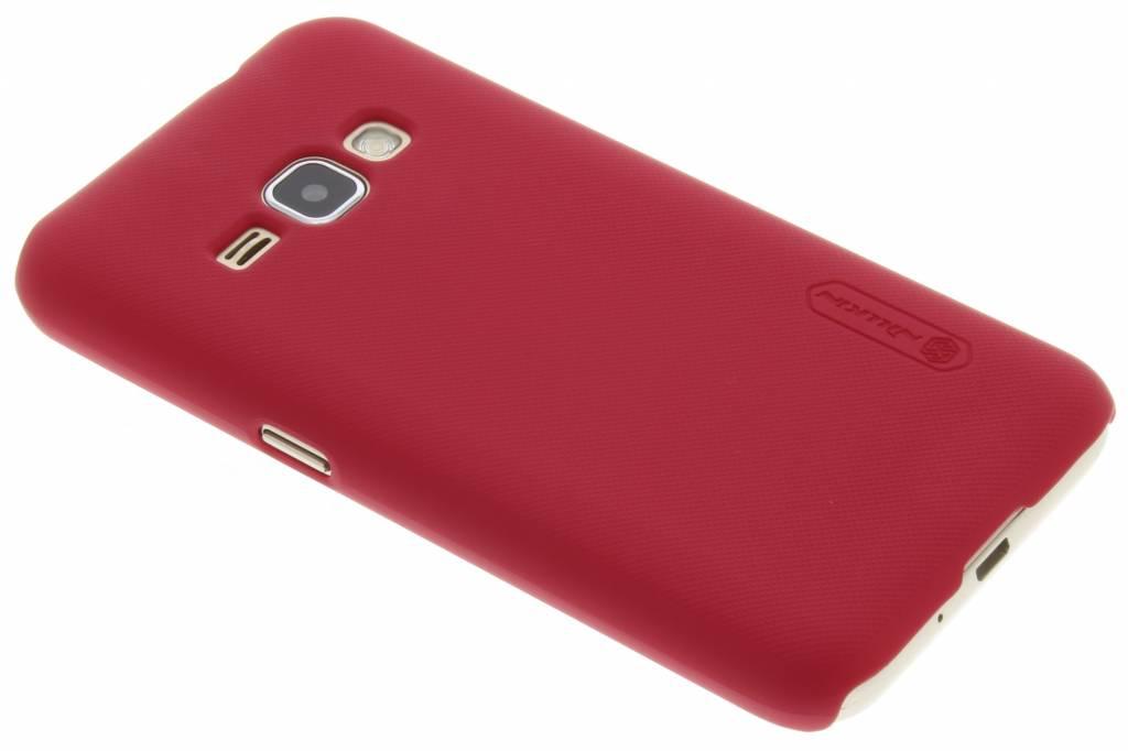 Nillkin Frosted Shield hardcase hoesje voor de Samsung Galaxy J1 (2016) - Rood