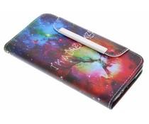 Design TPU Wallet Case Samsung Galaxy S5 (Plus) / Neo