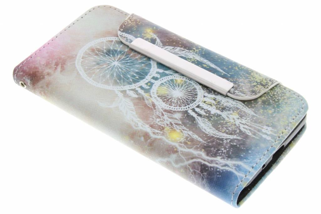 Dromenvanger design TPU Wallet Case voor de Samsung Galaxy J3 / J3 (2016)
