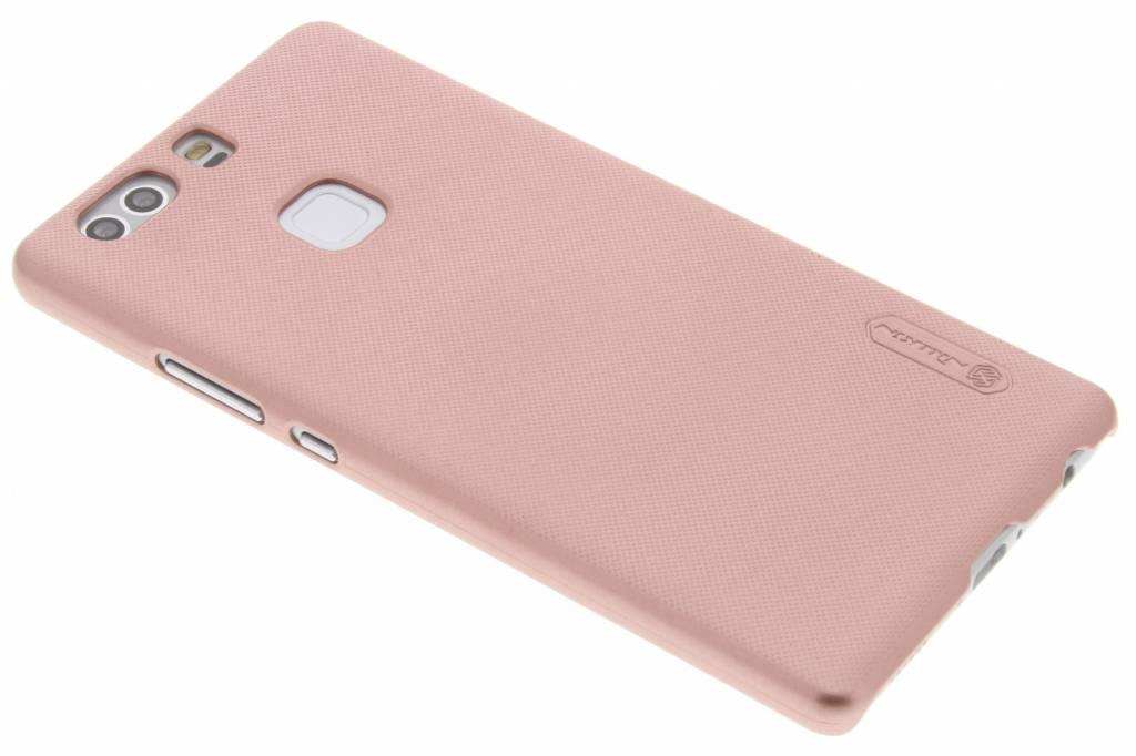 Nillkin Frosted Shield hardcase hoesje voor de Huawei P9 Plus - Roze