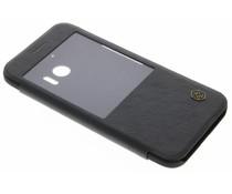 Nillkin Leather Case met venster HTC 10