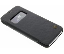 Nillkin Leather Case met venster LG G5