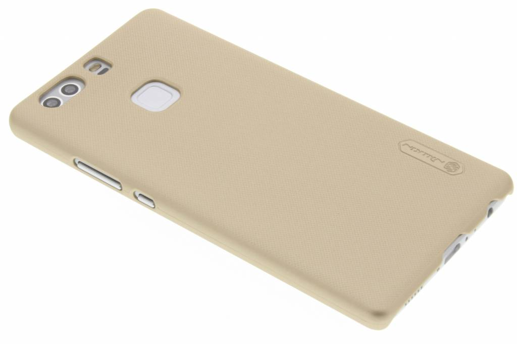 Nillkin Frosted Shield hardcase hoesje voor de Huawei P9 Plus - Goud