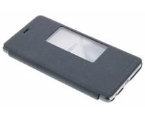 Nillkin Sparkle slim booktype hoes Huawei P9 - Zwart