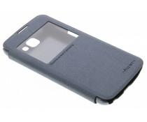 Nillkin Sparkle slim booktype hoes LG K4 - Zwart