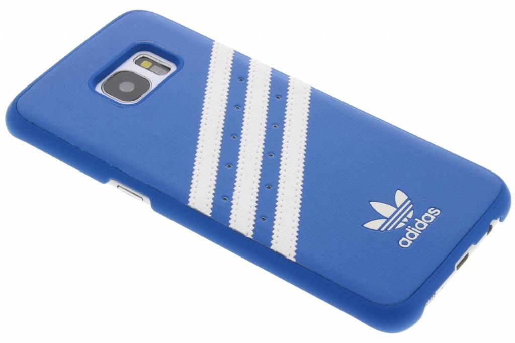 adidas Originals Originals Moulded case voor de Samsung Galaxy S7 Edge - Blauw