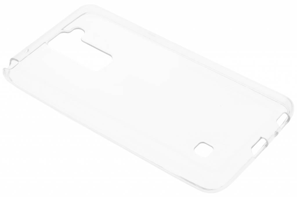 Transparante gel case voor de LG Stylus 2 (Plus)