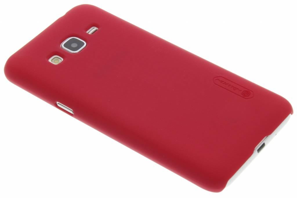 Nillkin Frosted Shield hardcase hoesje voor de Samsung Galaxy J3 / J3 (2016) - Rood