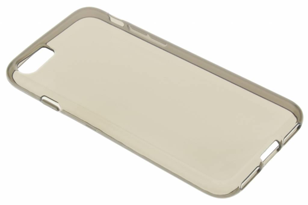 Grijze transparante gel case voor de iPhone 7