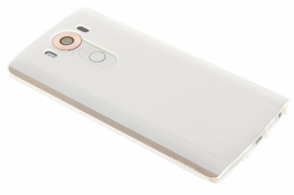 Spigen Liquid Crystal Case voor de LG V10 - Transparant