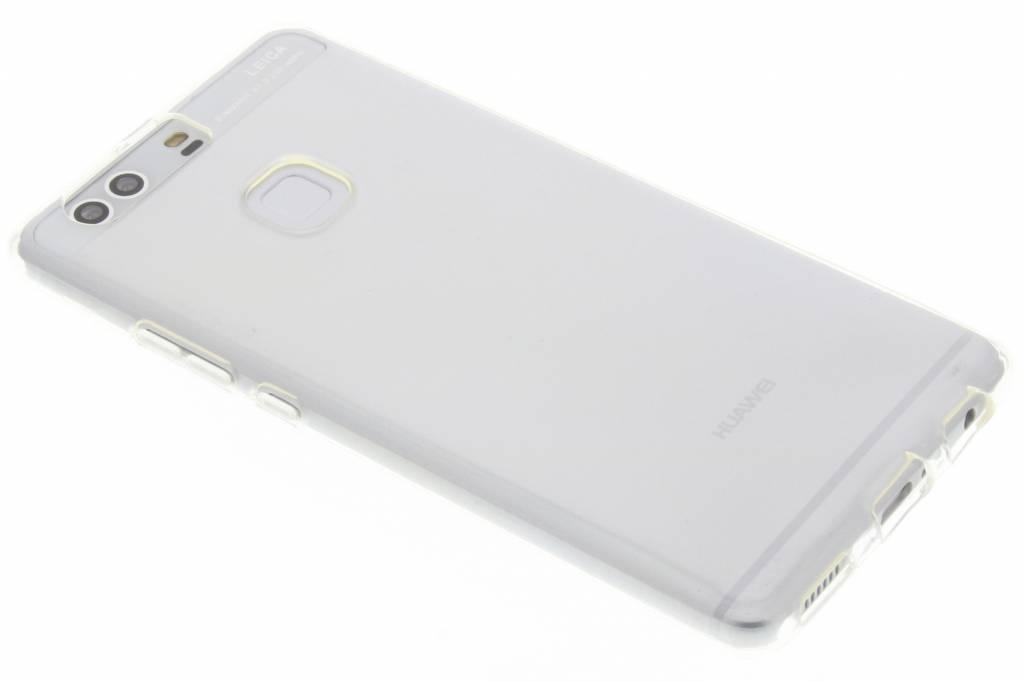 Transparante gel case voor de Huawei P9 Plus