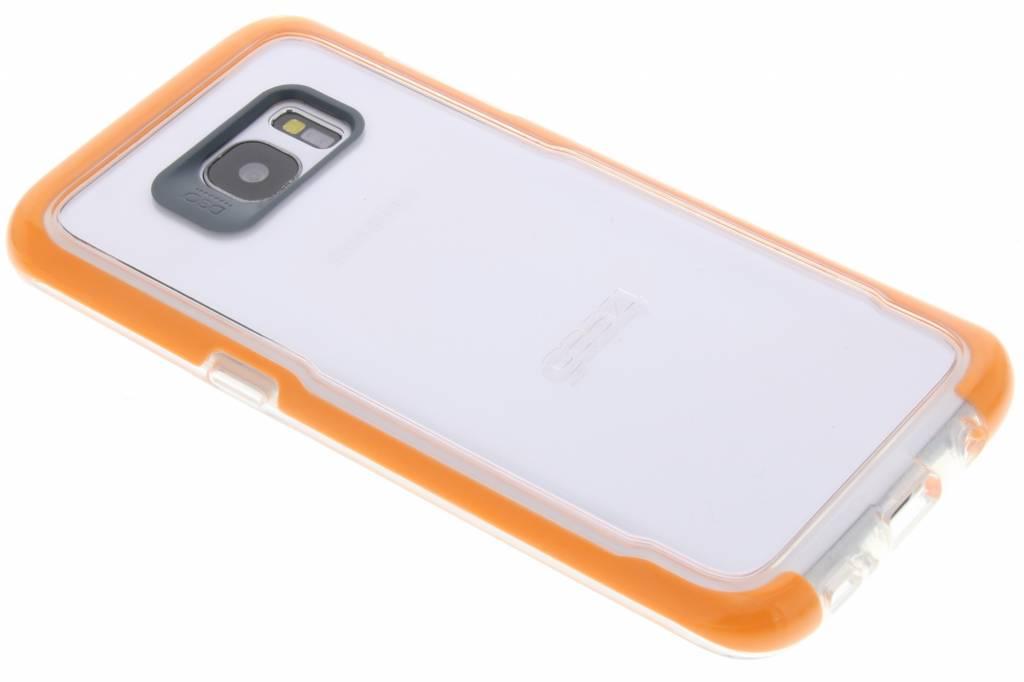 Gear4 D3O IceBox Shock voor de Samsung Galaxy S7 Edge - Oranje