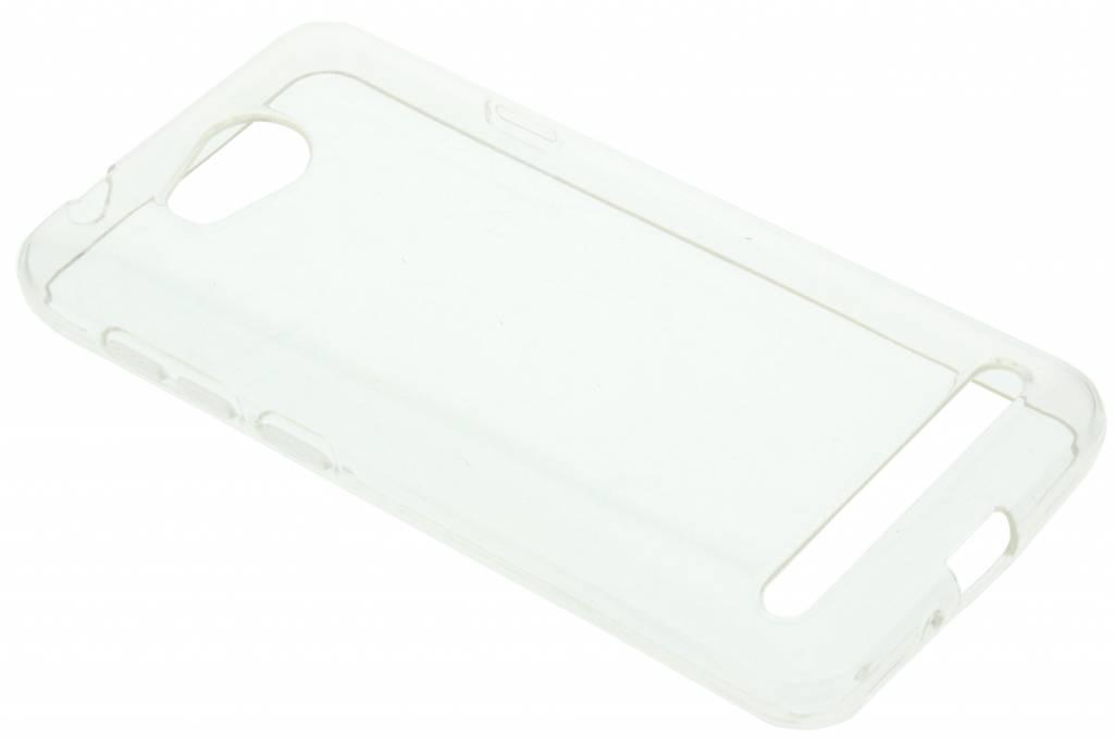 Transparante gel case voor de Huawei Y3 2