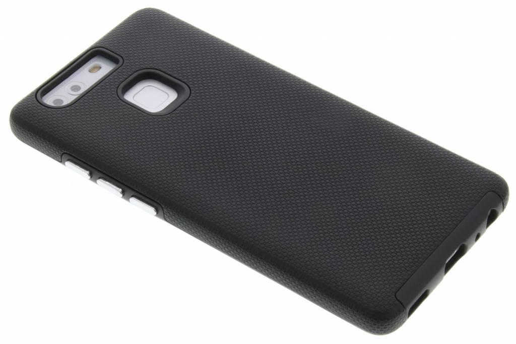 Zwarte rugged case voor de Huawei P9