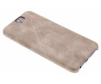 Beige TPU leather case HTC One A9