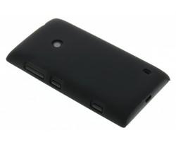 Zwart effen hardcase Nokia Lumia 520