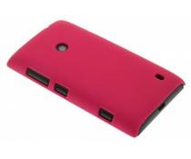 Fuchsia effen hardcase Nokia Lumia 520 / 525