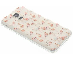 Design TPU siliconen hoesje Galaxy S5 (Plus) / Neo