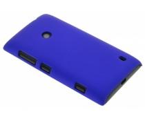 Blauw effen hardcase Nokia Lumia 520 / 525