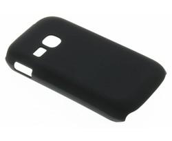 Zwart effen hardcase Samsung Galaxy Young
