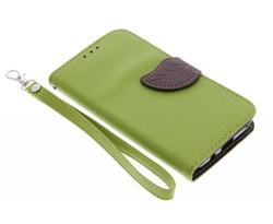 Blad design TPU booktype Samsung Galaxy Core Prime