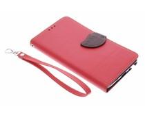 Blad design TPU booktype Samsung Galaxy Note Edge